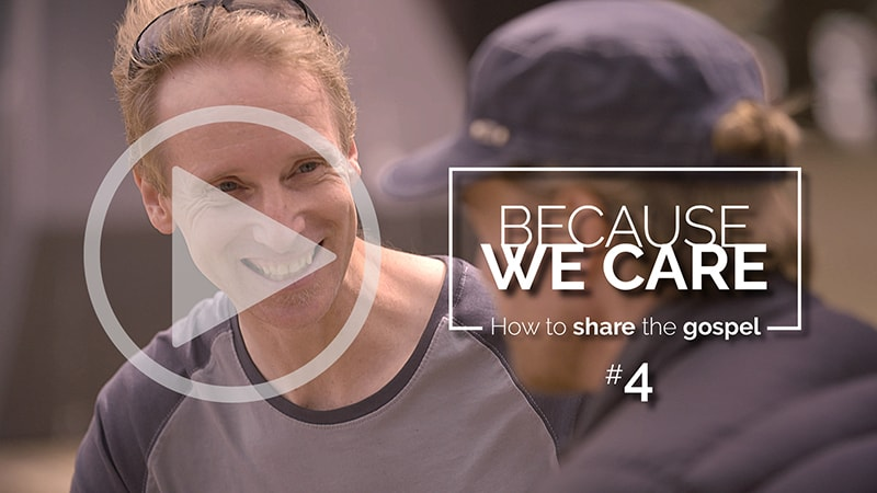 4. How to share the gospel