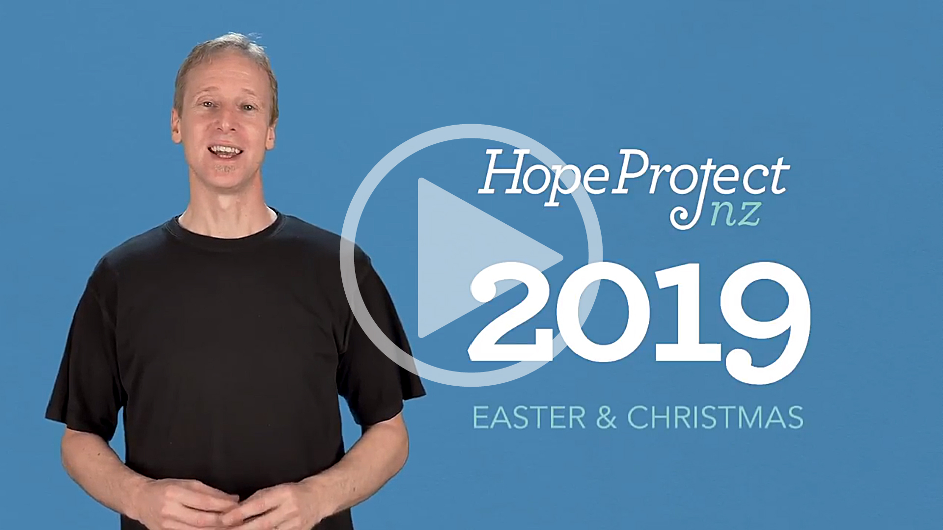 2019 Hope project promo