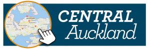 CENTRAL AUCKLAND MAP