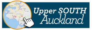 UPPER SOUTH AUCKLAND MAP